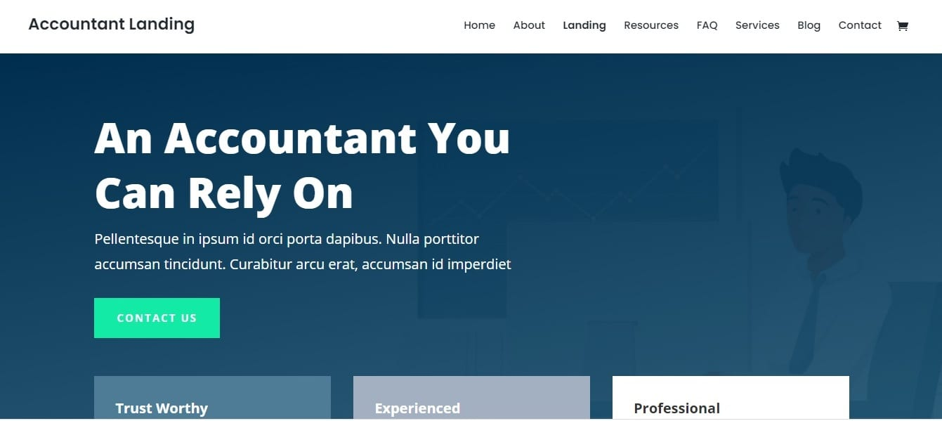 ABJ Services Stuart Florida Accountant Website