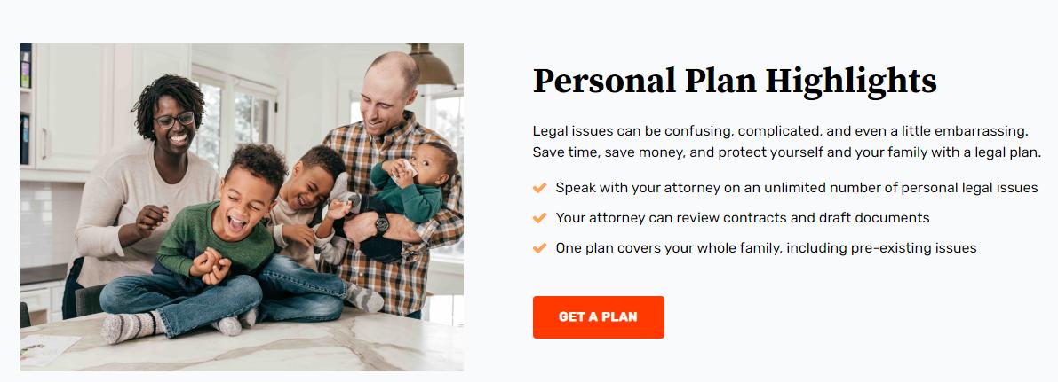 ABJ Services Website Design & Digital Marketing Stuart Florida Legal Shield Banner